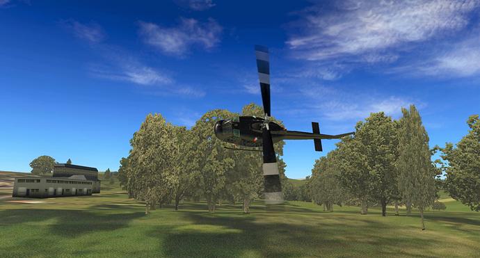 UH-1 WONKYJOYSTICK